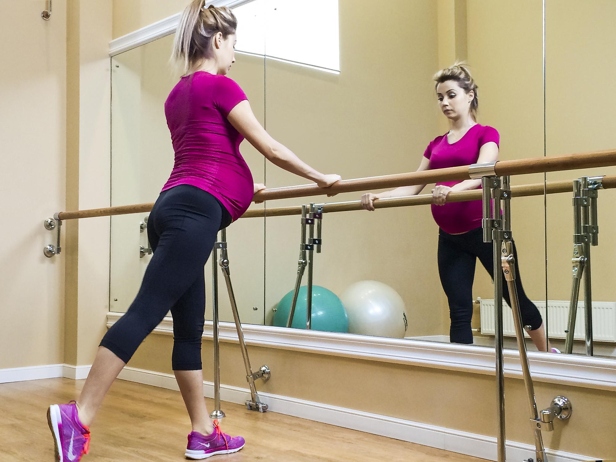 Фитнес для беременных гатчина 79
