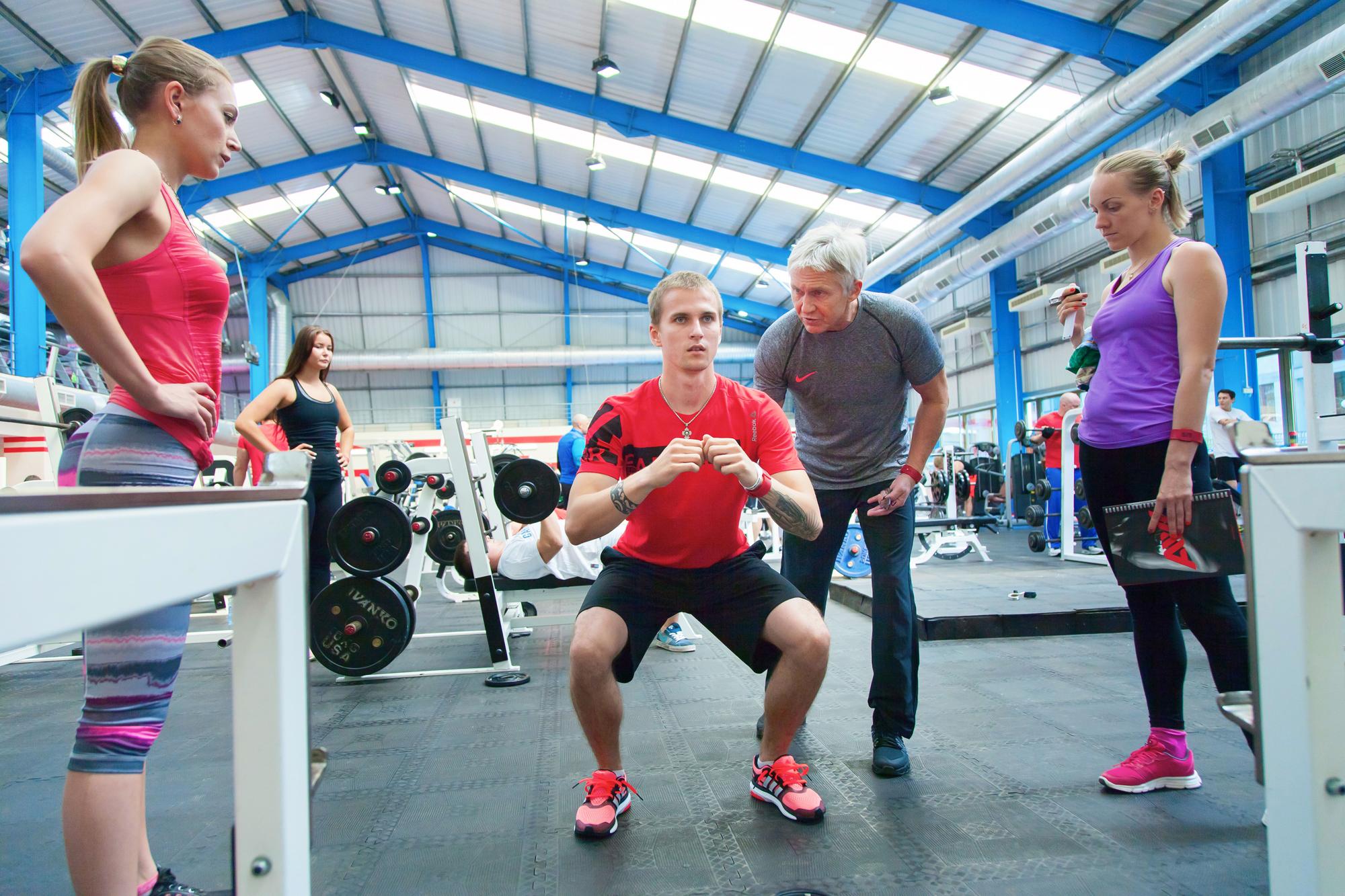 Функциональные упражнения на ноги