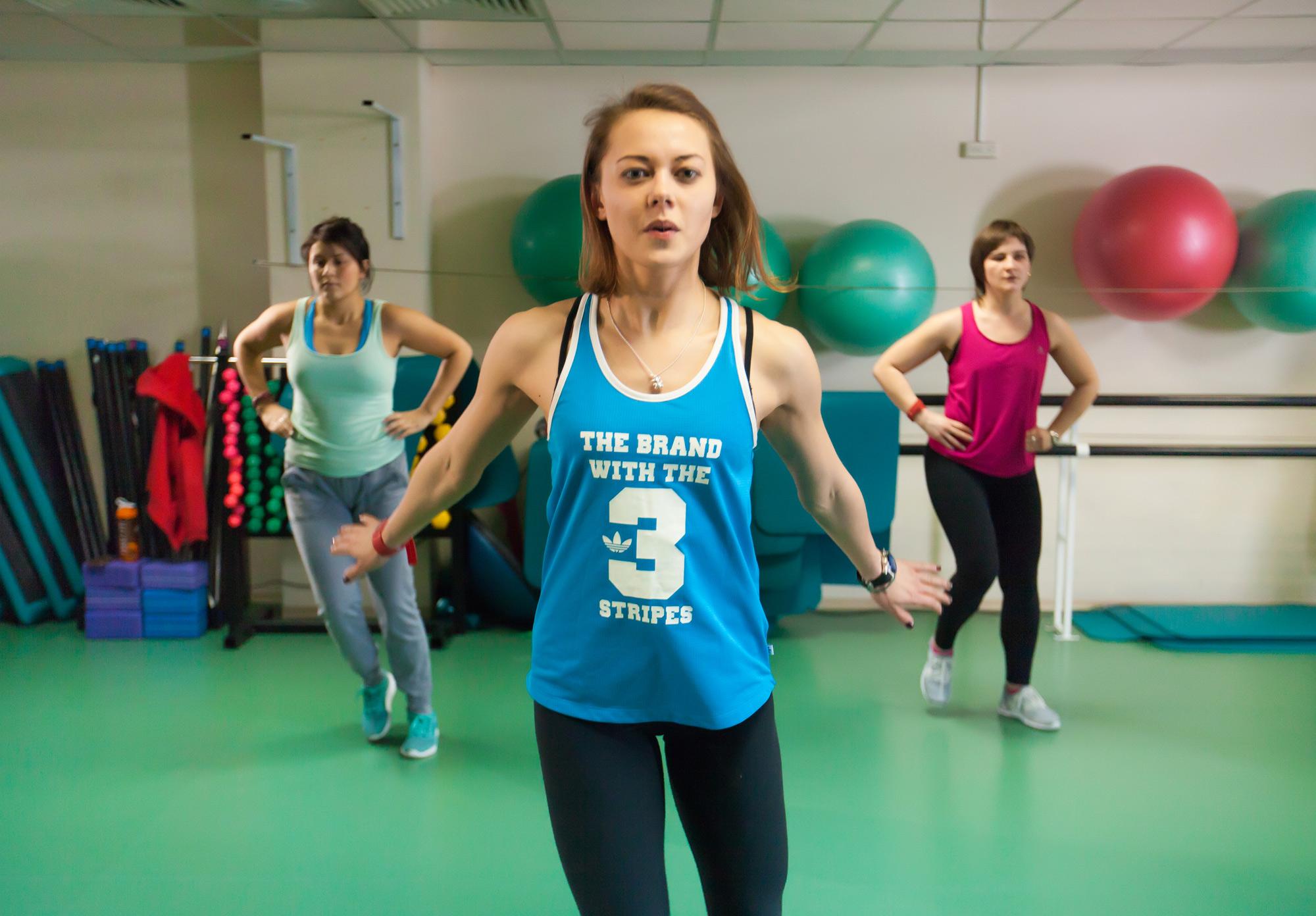 Как стать инструктором по фитнесу - советы начинающим