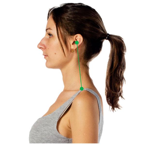 Неправильная осанка - главная причина болей в шее. Положение головы и шеи - 1