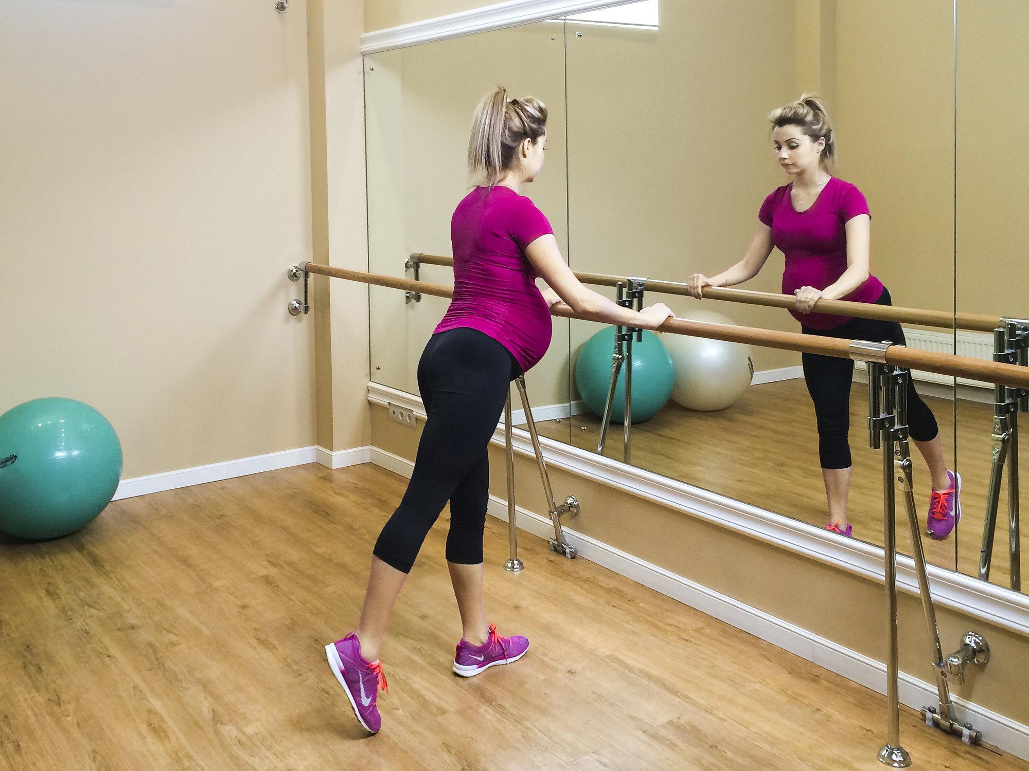 Фитнес программа для беременных